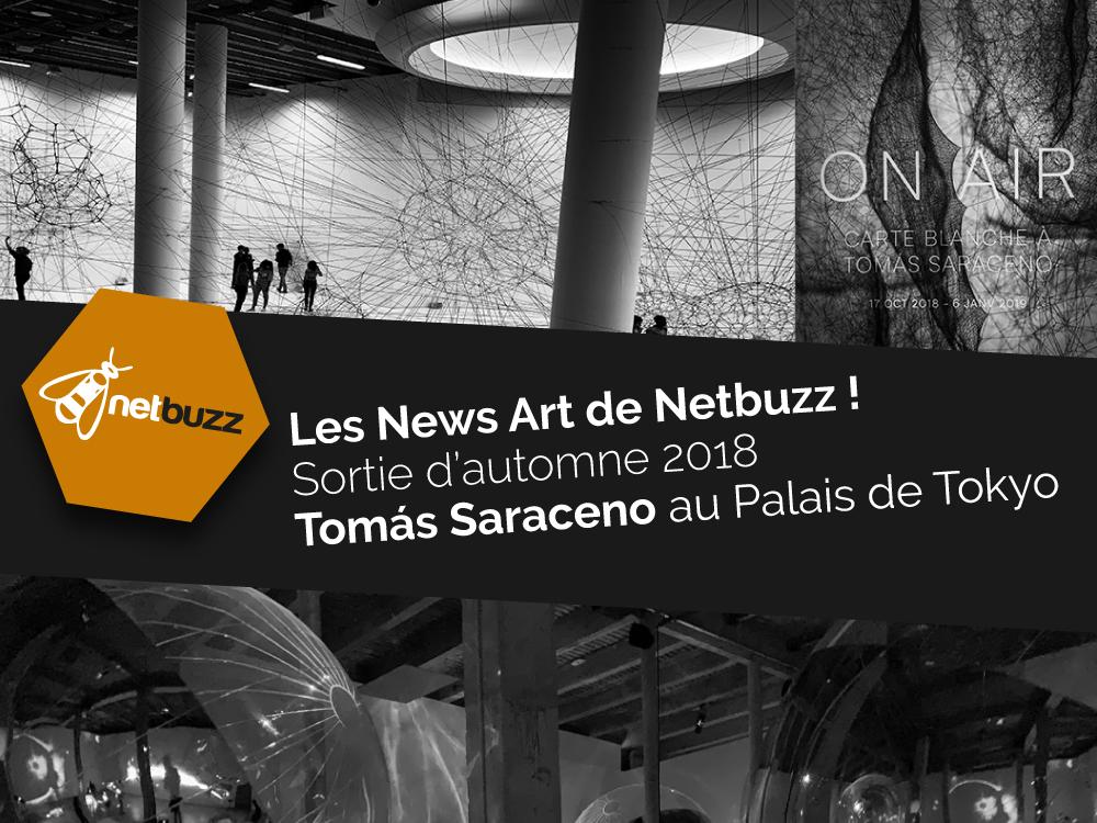 Les News Art de Netbuzz !