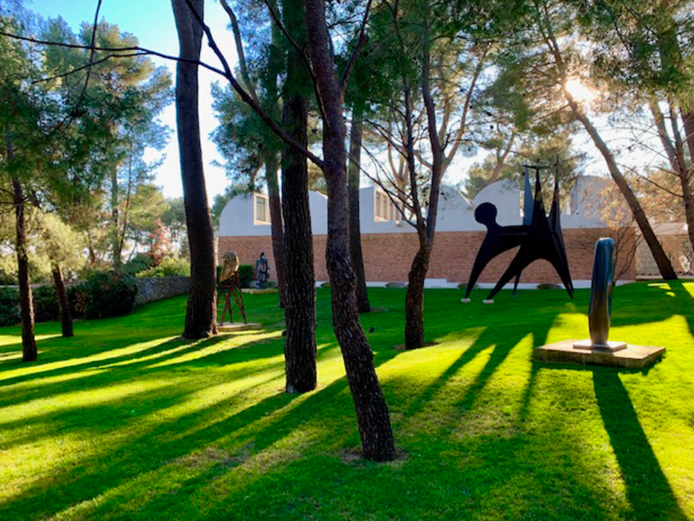 La fondation Maeght