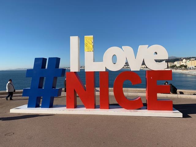 #ILoveNice ©photo / Marek (Netbuzz)