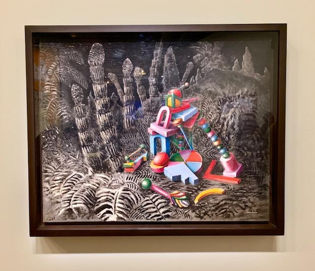 Alberto Savinio / Nella Foresta / 1928