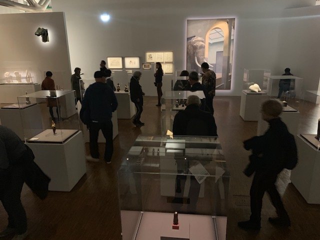 Préhistoire, une énigme moderne / Centre Pompidou