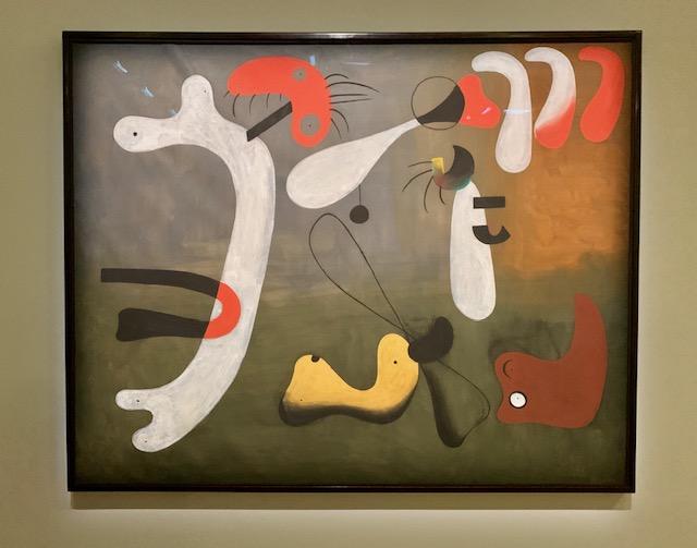 Joan Miro / 1933