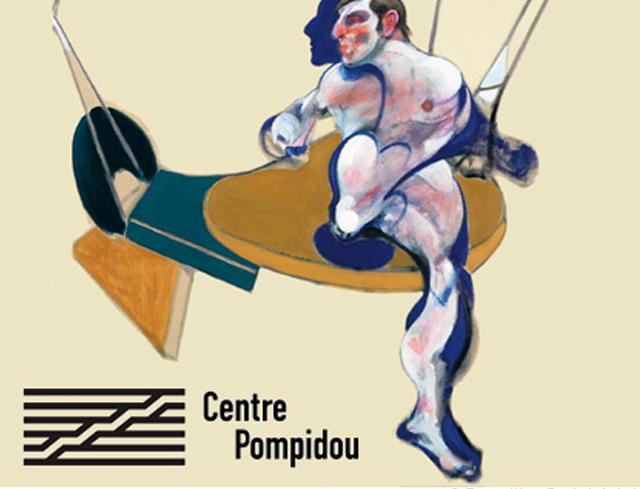 Francis Bacon retrouve ses lettres de noblesse au Centre Pompidou