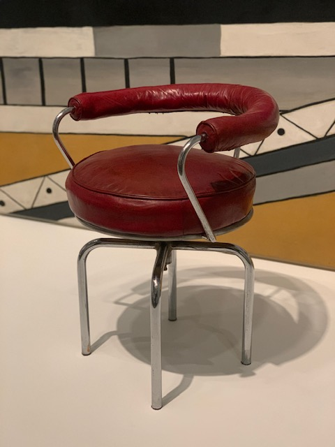 Charlotte Perriand / Fauteuil pivotant, 1927
