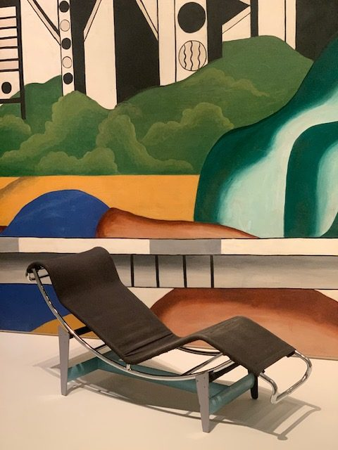 Charlotte Perriand / Chaise longue basculante B 306, 1928