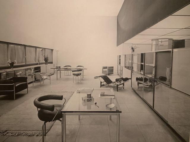 Le monde nouveau de Charlotte Perriand : Un appartement moderne / Le salon d'automne, Paris, 1929