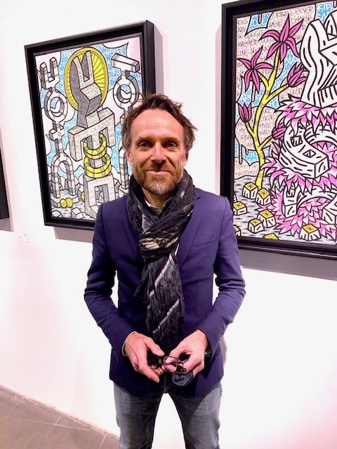 Christophe Rioli / Urban Republik / l'Art Five Gallery