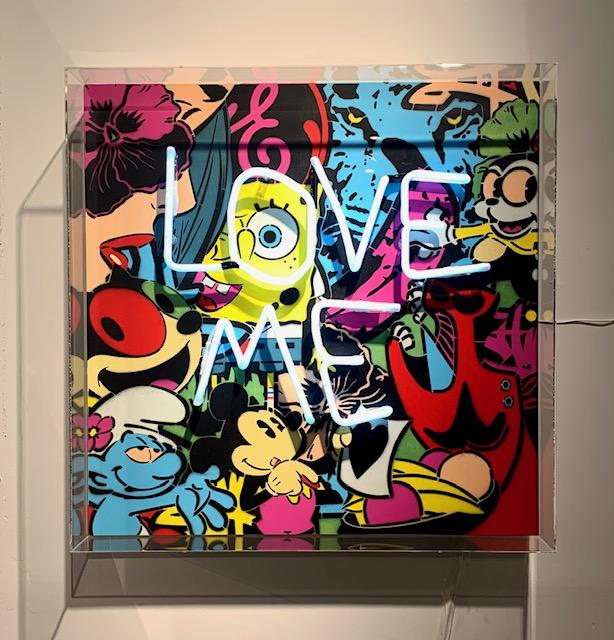 Speedy Graphito / Urban Republik / l'Art Five Gallery