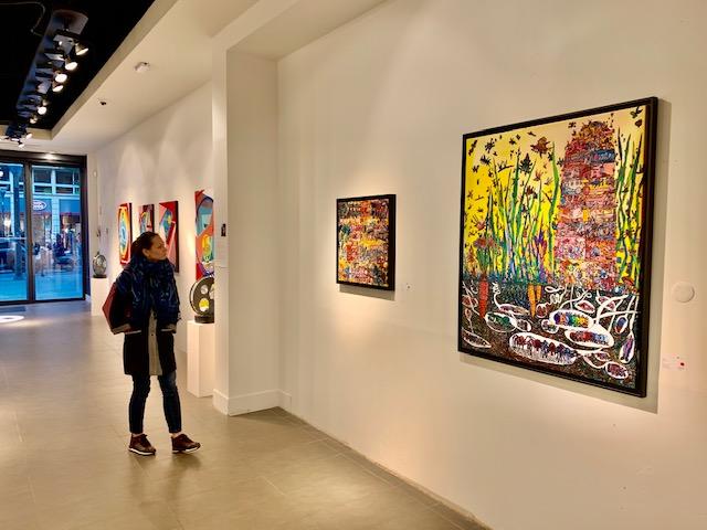 Urban Republik / l'Art Five Gallery