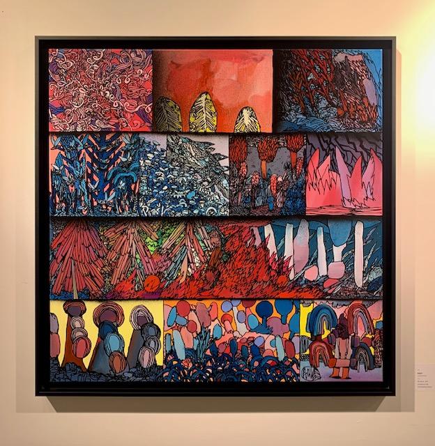 Bault / Urban Republik / l'Art Five Gallery