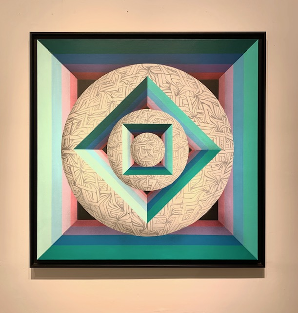 Astro / Urban Republik / l'Art Five Gallery