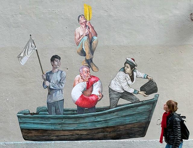 Triangle, un dialogue entre trois artistes à l'ArtCan Gallery