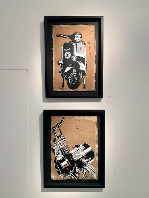 Jef Aérosol - Road Trip(s) - Galerie David Pluskwa