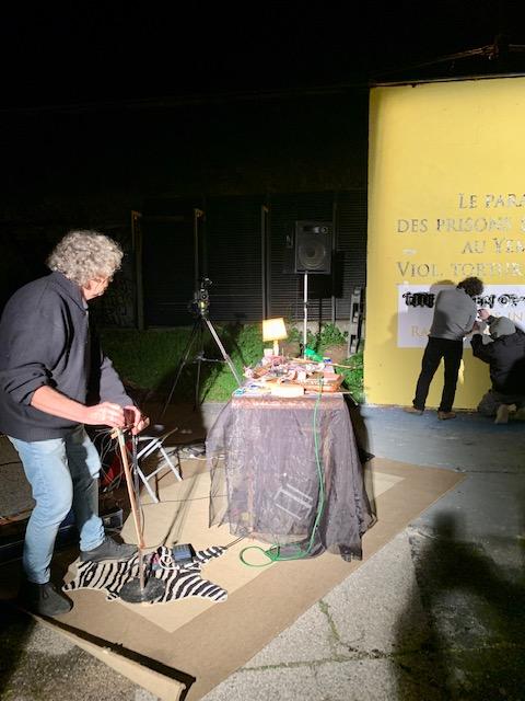 Pierre Lamberti - Murad Subay - Le Mur du Fond à Marseille