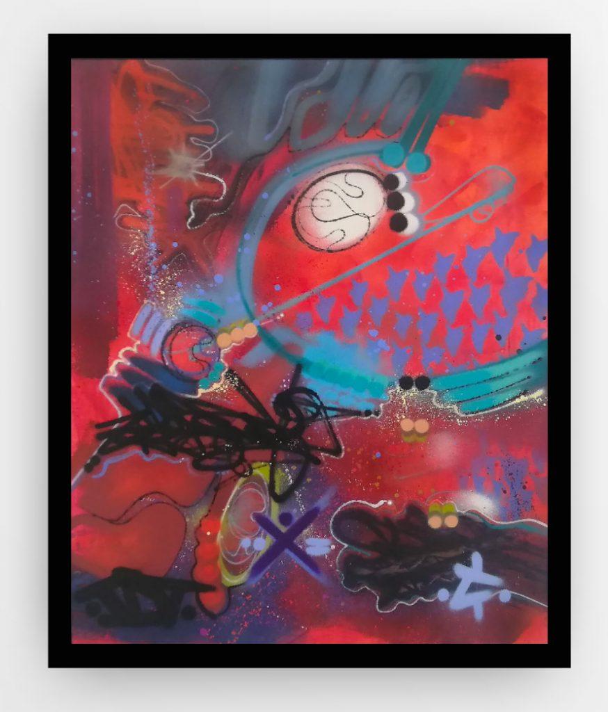 TOXIC - Missing piece 2020 - Artcan Gallery