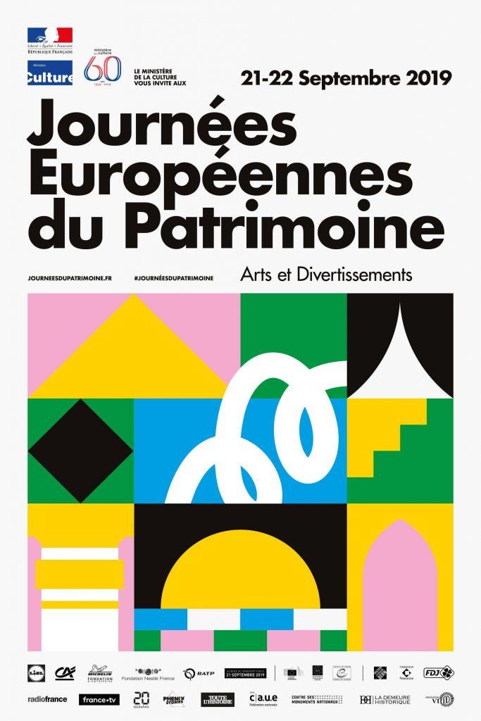 Les Journées européennes du patrimoine 2020