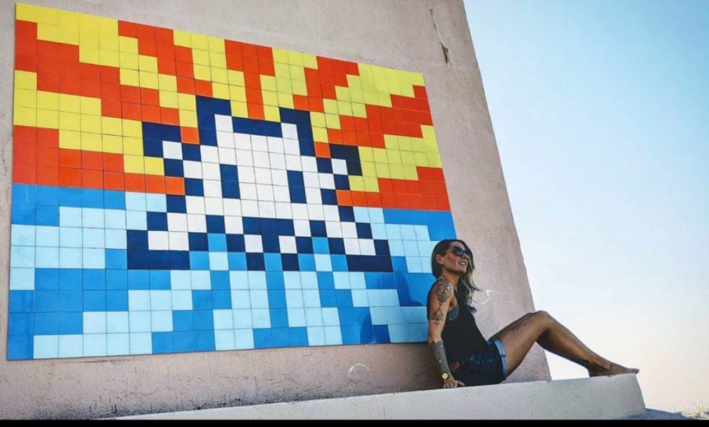 Marseille, nouveau terrain de jeu du street artiste Invader