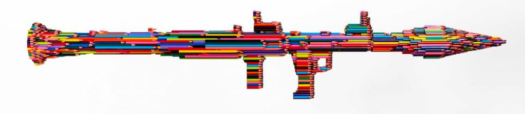 Luke Newton, Crayons not Carnage